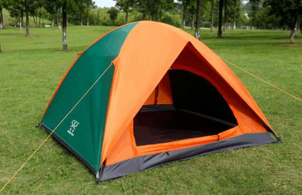 Cắm trại tại rừng Nam Cát Tiên