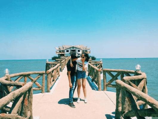 Cầu Nam Hải - Địa điểm checkin lý tưởng dành cho các bạn trẻ