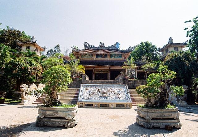 Ngôi chùa nổi tiếng ở Nha Trang (Ảnh ST)