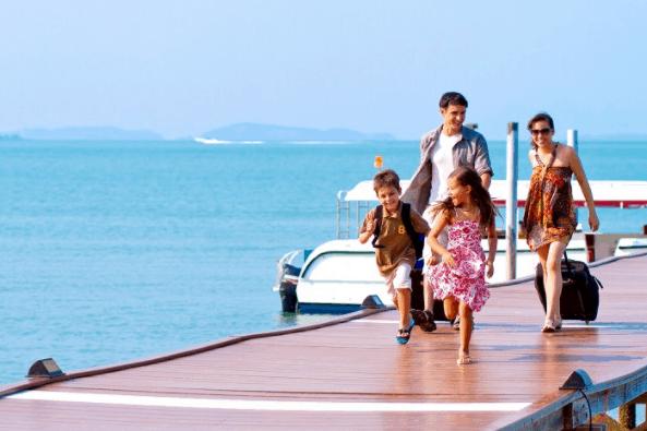 Côn Đảo hiện đang là địa điểm du lịch nghỉ dưỡng hấp dẫn