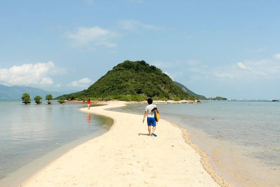 Đảo Điệp Sơn (Ảnh: Sưu tầm)