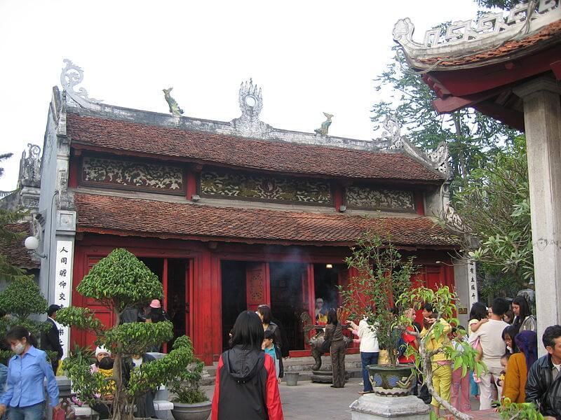 Địa điểm du xuân ở Hà Nội