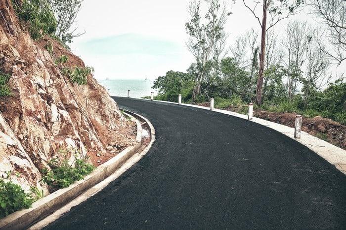 Cung đường lên ngọn Hải Đăng Vũng Tàu (Ảnh: ST)