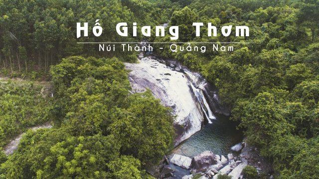 Địa chỉ Hố Giang Thơm thuộc huyện Núi Thành- Quảng Ngãi (Ảnh ST)