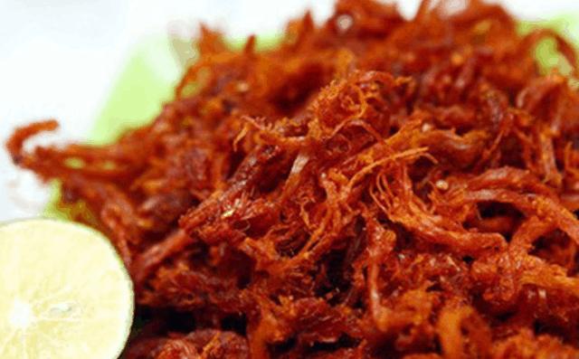 Thịt bò khô - Món nhậu ngày Tết
