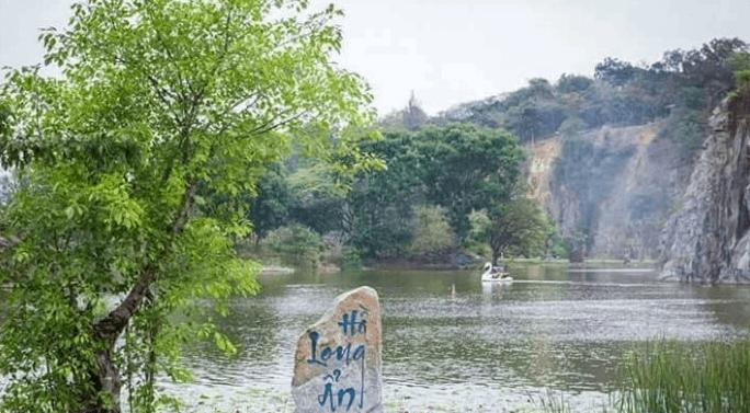 Hồ Long Ẩn