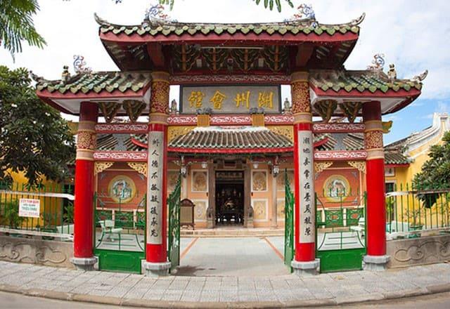 Hội quán Triều Châu - Hội An (Ảnh: ST)