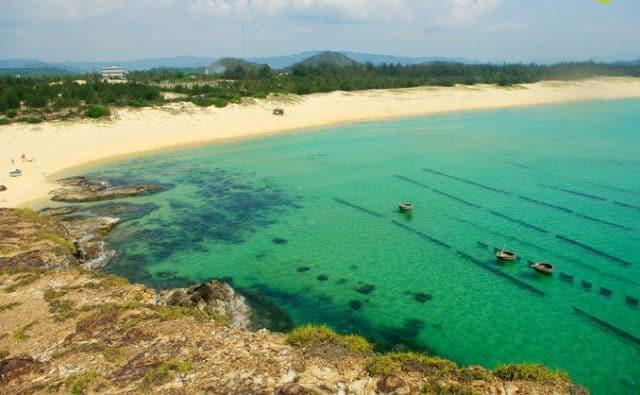 Bãi tắm Phú Thường - Gành Yến (Ảnh sưu tầm)