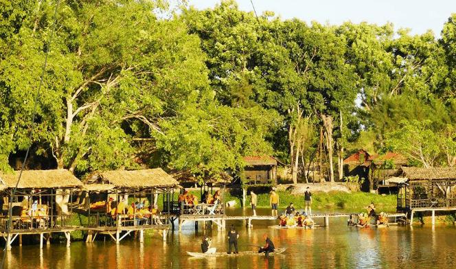 Khám phá khu du lịch sinh thái Cao Minh