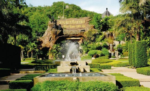 Sở thú đầu tiên tại Thái Lan