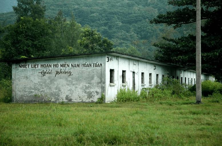 Khu di tích trại 8 - Trại Phú Hưng