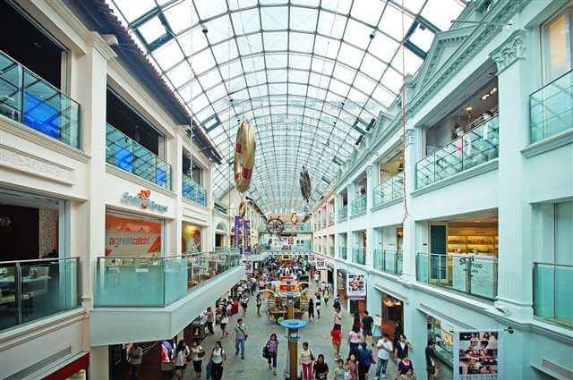 Kinh nghiệm mua sắm ở Singapore