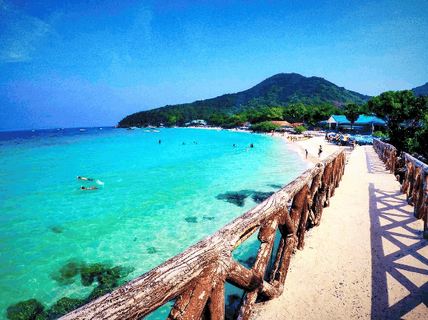 Hòn đảo thơ mộng của vùng vịnh Thái Lan (ẢNH ST)