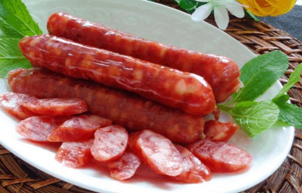 Lạp xưởng gác bếp - Món nhậu ngon ngày Tết