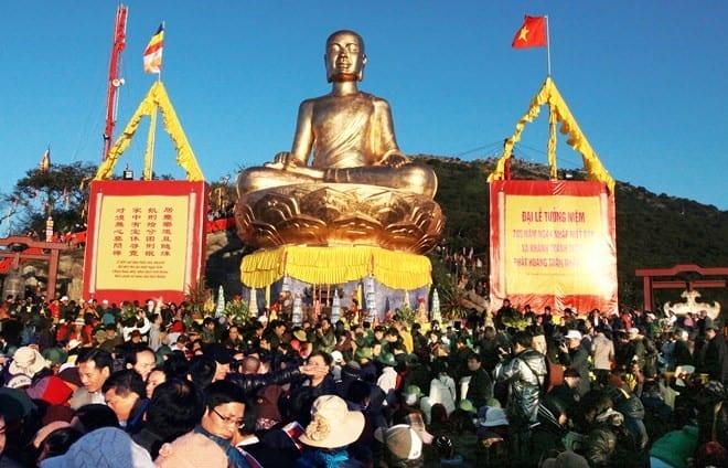 Lễ hội chùa Yên Tử Quảng Ninh