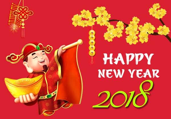 Lời chúc tết và năm mới