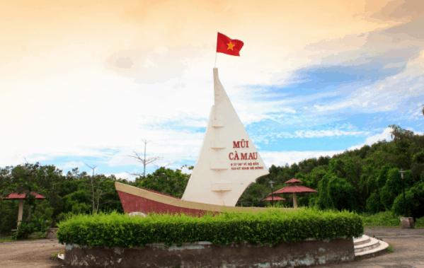 Mũi Cà Mau - Điểm cuối cùng của Việt Nam