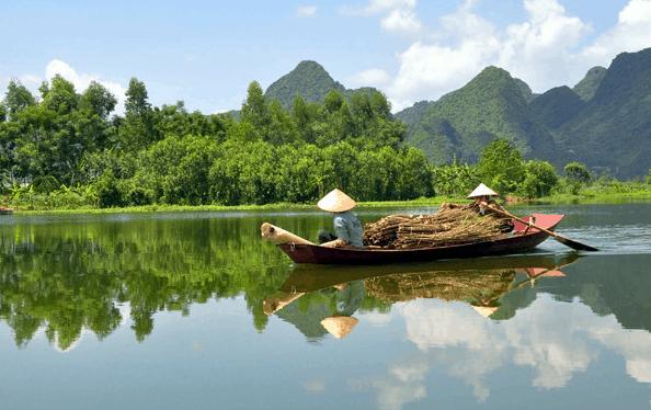 Cảnh đẹp tại miền Tây Nam Bộ