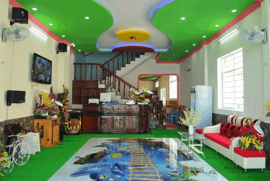 Nhà nghỉ Vũng Tàu - Dragon Hostel