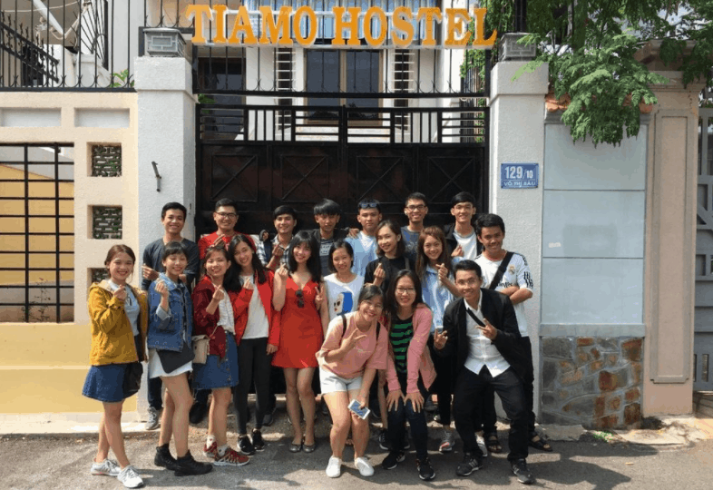Nhiều bạn trẻ lựa chọn nghỉ ngơi tại Tiamo Hoster khi du lịch Vũng Tàu