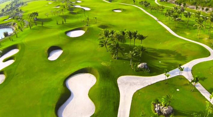 Sân desert được các tay golf đánh giá cao về độ khó