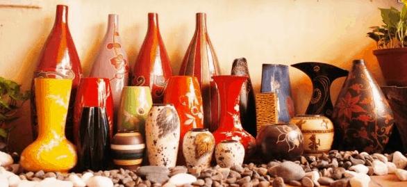 Sản phẩm gốm sứ Bình Dương