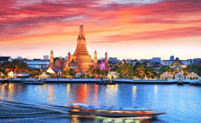 Dòng sông Chao Phraya - một biểu tượng của thành phố Bangkok (ẢNH ST)