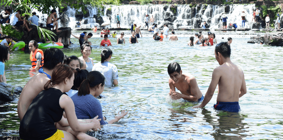 Thác Suối Mơ Đồng Nai là địa điểm tránh nóng lý tưởng gần Sài Gòn