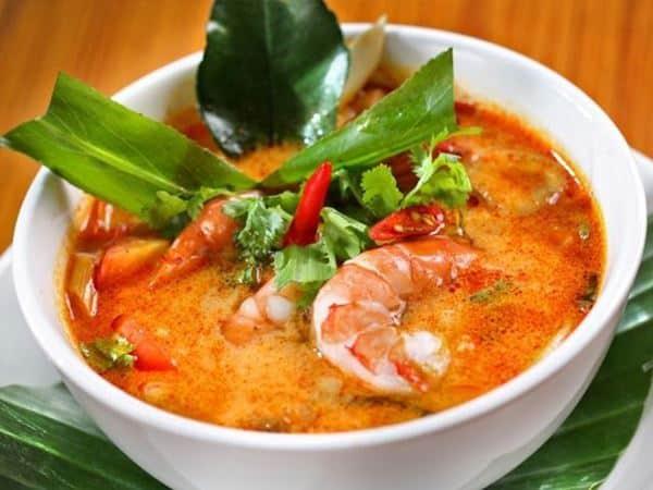 Một trong những món ăn Thái Lan cực hấp dẫn (ẢNH ST)