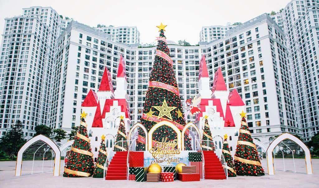 địa điểm đi chơi giáng sinh ở Hà Nội