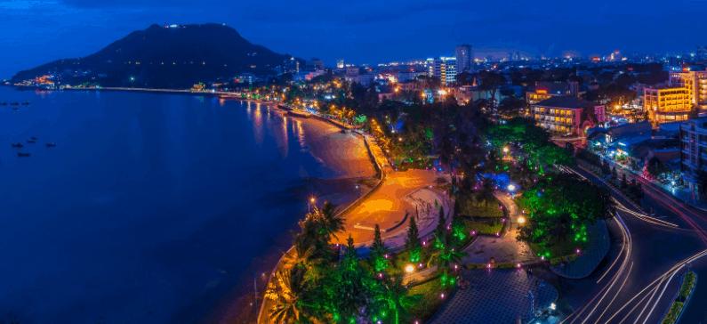 Vũng Tàu - Địa điểm du lịch hấp dẫn