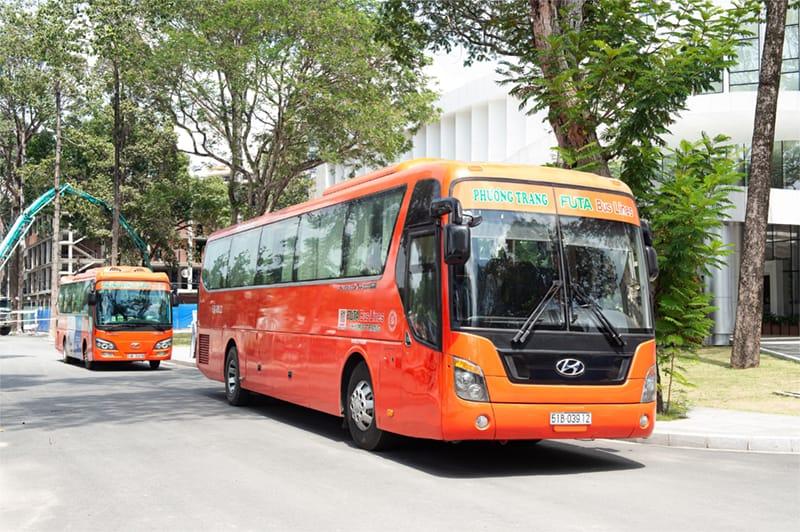 Hãng xe Phương Trang