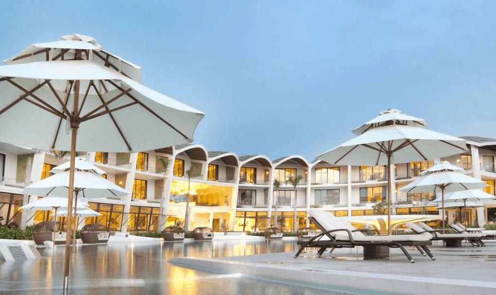 Một trong những khách sạn Phú Quốc gần biển
