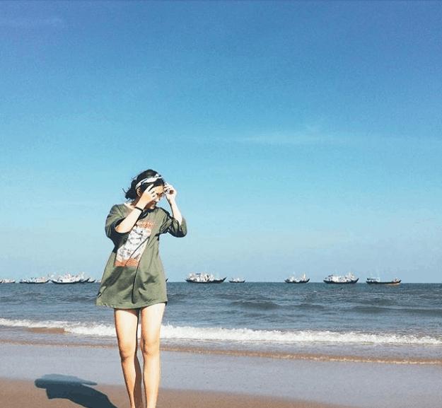 bãi biển gần sài gòn