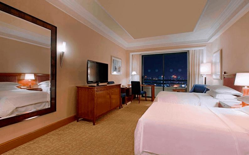 khách sạn xem bắn pháo hoa