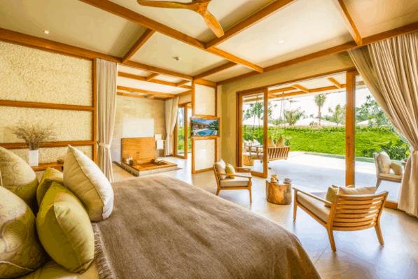Phòng nghỉ resort