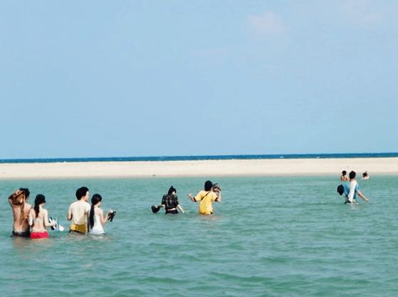 bãi biển Vũng Tàu ít người biết