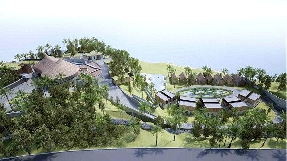 Resort Casa Marina Quy Nhơn (Ảnh ST)