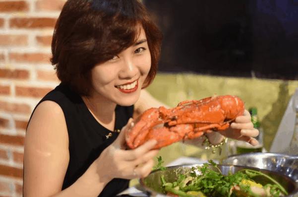 Crab house nổi tiếng với nhiều món ghẹ ngon, hấp dẫn
