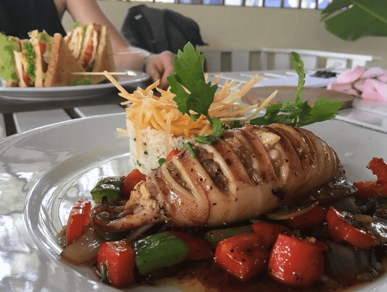 MAI JO REFINED Restaurant