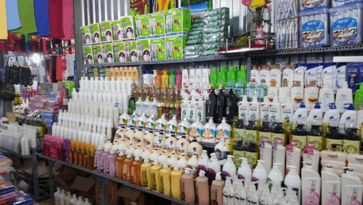 Mua sắm thoải mái tại chợ Tịnh Biên