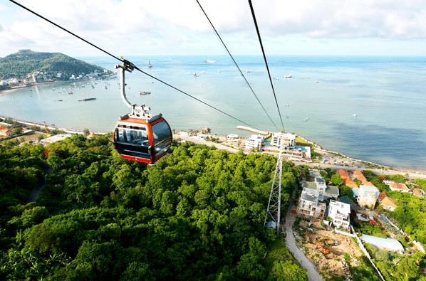 Ngắm nhìn vẻ đẹp biển đảo Phú Quốc từ trên cao