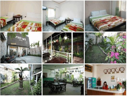 Hình ảnh nhà nghỉ Phú Mỹ - Phú Quốc