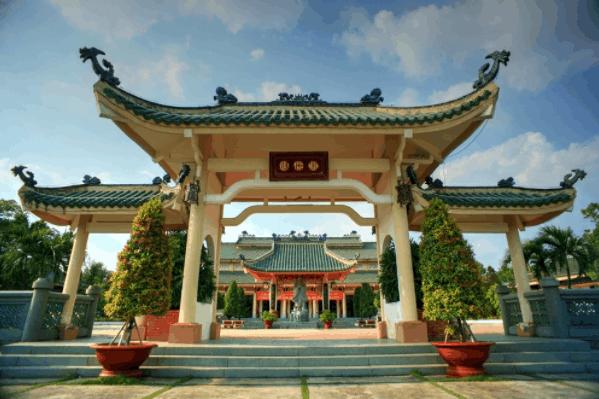 Văn miếu Trấn Biên - Đồng Nai