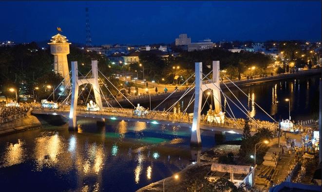 Thành phố hấp dẫn khách du lịch Phan Thiết