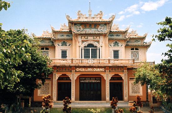 Di tích lịch sử cấp quốc gia chùa Linh Quang