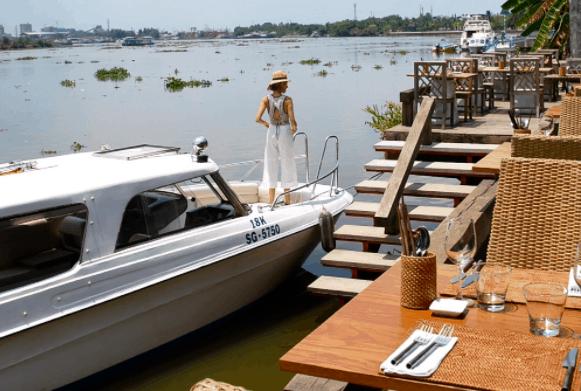 Vẻ thu hút The Deck Saigon