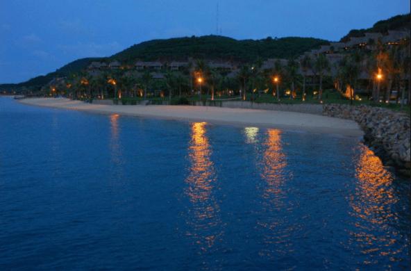 Bãi Rạng - một trong những bãi biển đẹp nhất Bình Thuận