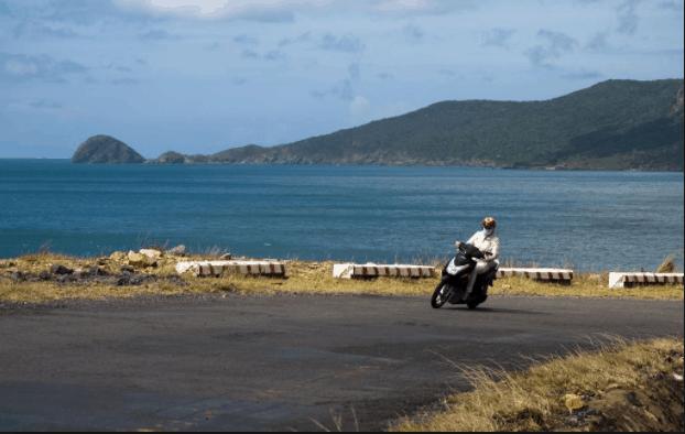 Khám phá Côn Đảo bằng xe máy là lựa chọn tuyệt vời