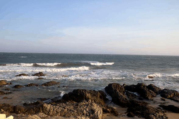Bãi đá Ông Địa Bình Thuận